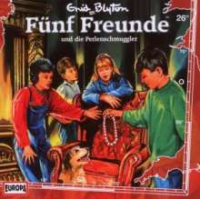 Fünf Freunde (Folge 026) und die Perlenschmuggler, CD