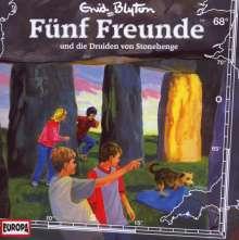 Fünf Freunde (Folge 068) und die Druiden von Stonehenge, CD