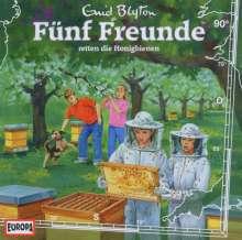 Fünf Freunde (Folge 090) retten die Hönigbienen, CD