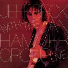 Jeff Beck: Live With The Jan Hammer Group, CD