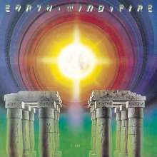 Earth, Wind & Fire: I Am, CD