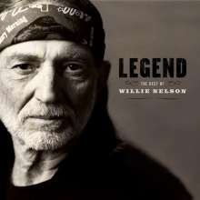 Willie Nelson: Legend - The Best Of Willie Nelson, CD