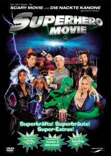 Superhero Movie, DVD