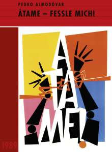 Atame - Fessle mich!, DVD