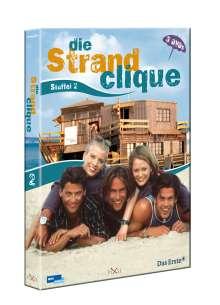 Die Strandclique Staffel 2, 3 DVDs