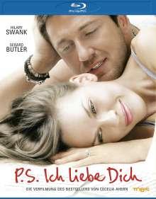 P.S. Ich liebe dich (Blu-ray), Blu-ray Disc