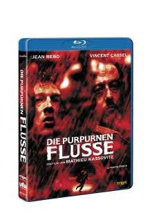 Die purpurnen Flüsse (Blu-ray), Blu-ray Disc