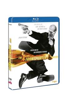 The Transporter (Blu-ray), Blu-ray Disc