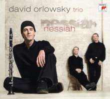 David Orlowskys Klezmorim - Nessiah, CD