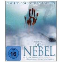 Der Nebel (Blu-ray), Blu-ray Disc