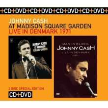 Johnny Cash: At Madison Square Garde, 2 CDs