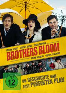 Brothers Bloom, DVD
