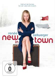 New In Town, DVD