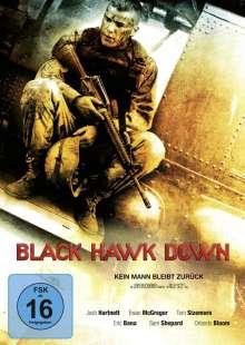 Black Hawk Down, DVD