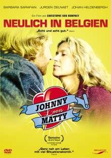 Neulich in Belgien, DVD