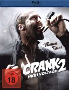 Crank 2: High Voltage (Blu-ray), Blu-ray Disc