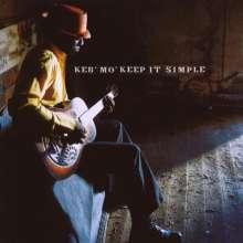 Keb' Mo': Keep It Simple, CD