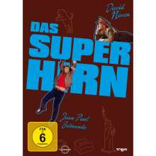 Das Superhirn, DVD