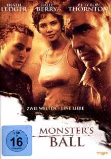 Monster's Ball, DVD