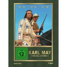 Karl May Collection Box 2, 3 DVDs