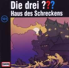 Die drei ??? (Folge 131) - Haus des Schreckens, CD