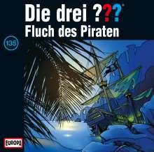Die drei ??? (Folge 135) - Fluch der Piraten, CD