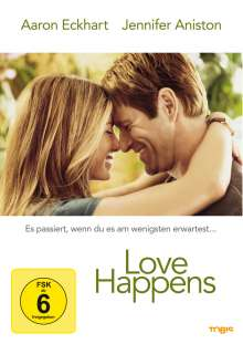 Love Happens, DVD