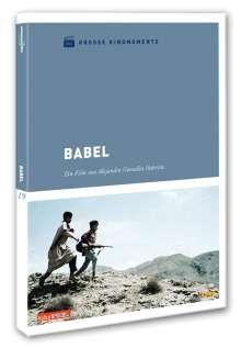 Babel (Große Kinomomente), DVD