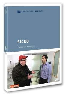 Sicko (Große Kinomomente), DVD