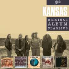 Kansas: Original Album Classics, 5 CDs