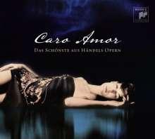 Georg Friedrich Händel (1685-1759): Caro Amor - Arien aus Händel-Opern, 2 CDs