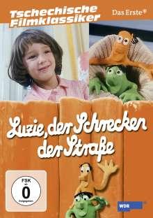 Luzie, der Schrecken der Straße, DVD