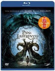 Pans Labyrinth (Blu-ray), Blu-ray Disc