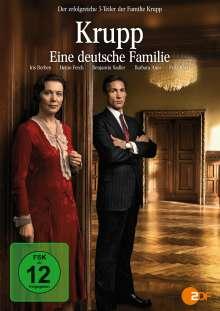 Krupp - Eine deutsche Familie, 2 DVDs