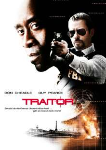 Traitor, DVD