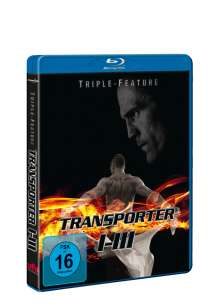 The Transporter 1-3 (Blu-ray), 3 Blu-ray Discs