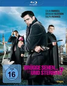 Brügge sehen ... und sterben? (Blu-ray), Blu-ray Disc