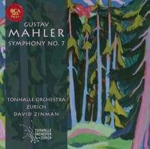 Gustav Mahler (1860-1911): Symphonie Nr.7, CD