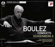 Pierre Boulez Edition (Sony):Arnold Schönberg II, 6 CDs