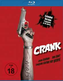 Crank (Extended Cut) (Blu-ray), Blu-ray Disc