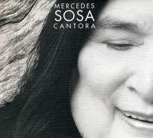 Mercedes Sosa: Cantora 1 & 2: Un Viaje Intimo (2CD + DVD), 2 CDs und 1 DVD