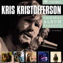 Kris Kristofferson: Original Album Classics, 5 CDs