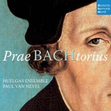 Huelgas Ensemble - PraeBACHtorius, CD