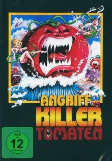 Der Angriff der Killertomaten, DVD