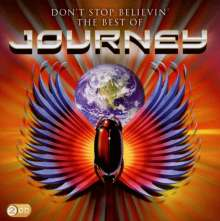 Journey: Don't Stop Believin': The Best Of Journey, 2 CDs