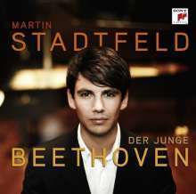 Martin Stadtfeld - Der junge Beethoven, CD