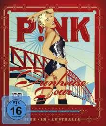 P!NK: Funhouse Tour: Live In Australia, Blu-ray Disc