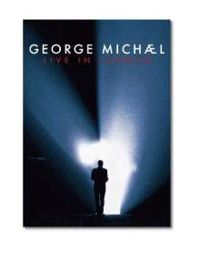 George Michael: Live In London (Explicit), Blu-ray Disc