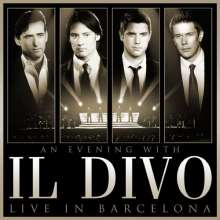 Il Divo: An Evening With Il Divo: Live In Barcelona (CD + DVD), 2 CDs