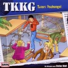 TKKG (Folge 169) - Tatort Dschungel, CD